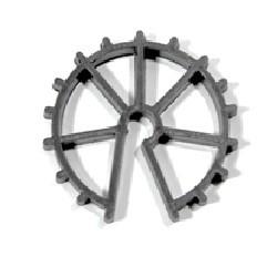 separador encofrado rueda 40mm